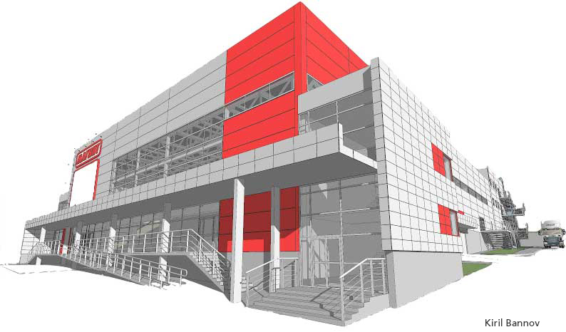 SketchUp Pro for Asia | Innocom Technologies